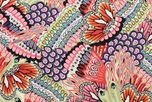 Patterns&textiles