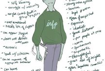 infp / the special snowflake trash of mbti.