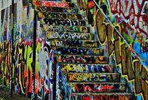 Street photography / Street, graffiti, urban