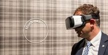 Virtual Showroom / The brand new virtual reality tool created by Ceramica Sant'Agostino for their dealers' showrooms.