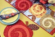 Tablerunners and Placemats