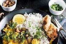 Dinner Ideas / Vegan dinner ideas