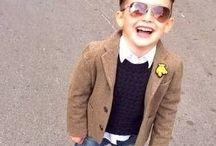 Baby to boys' fashion