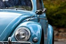 Cars in vintage