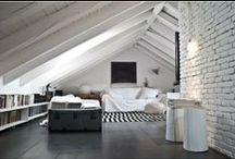 Olohuone ja työhuone / Livingroom with work space