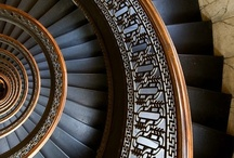 """Flights of Fancy / There is no elevator to success...you have to take the stairs!"""" / by Linda S"""