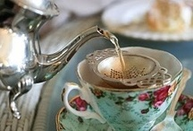 """Totally Tea!!! / """"There is a great deal of poetry and fine sentiment in a chest of tea."""" Ralph Waldo Emerson / by Linda S"""