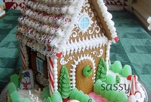 Gingerbread Creations / by Linda S
