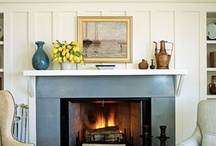 Hearth of the home / by Linda S