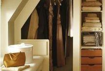 Vaatehuone / walk-in closet