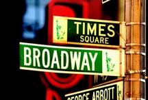 New York, New York! / ...New York state of mind... / by Linda S