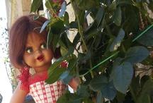 antique dolls / by mercedes Fuentes