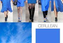 Blue Color Direction / Blue color direction and inspiration.