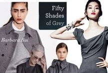 Grey Color Direction / Grey color direction and inspiration.