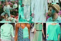 Green Color Direction / Green color direction and inspiration.