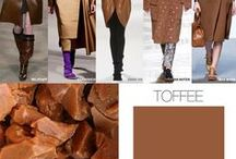 Khaki-Brown Color Direction / Khaki and Brown color direction and inspiration.