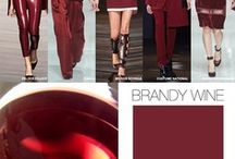 Red Color Direction / Red color direction and inspiration.