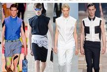 Men's Shirt Details / The latest trends in men's shirtings with an emphasis on cutting-edge details.
