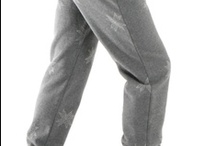 Men's Sweatpants / Stay abreast of the latest in men's sweatpant design & styling trends.