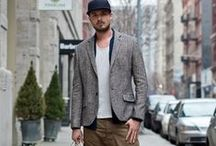 Men's Street Style / Men's #StreetStyle- men's street #fashion from all over the world