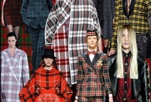 Mad For Plaid / Plaid pattern design & style inspiration for men and women.