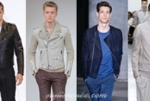 Biker Inspiration / Biker jacket style and trend Inspiration for men & women.