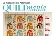 QUILTMANIA EDITIONS - Magazines, Hors-série / Patchwork, Quilts