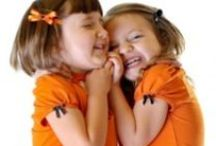 Go ORANGE in September! / September is Hunger Action Month. How will you take action?