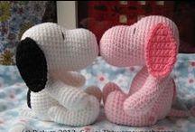 AMIGURUMIS / by Crochet Compartido