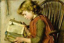 Lectura / by Carmen Lydia Pérez Rojas