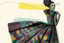 Ilustratorzy Mody / Young and talented fashion illustrators! #fashionillustrator