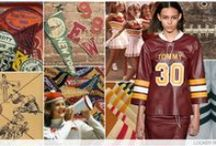 Athletically Inspired / Athletic inspired looks from designer collections for men & women.