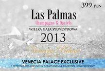 Sylwester Warszawa 2013/2014 / Zapraszamy na niezapomnianego Sylwestra w Warszawie, który odbędzie się w Hotelu Venecia Palace. Więcej informacji: http://www.hotelveneciapalace.pl/spektakularny-sylwester-warszawa