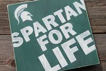 Michigan State Spartans / by Brian Terry