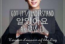 K Korean / Hangul