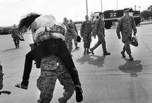Semper Fidelis ♡ / Semper Fidelis - Always Faithful ♡ Loving a Military Man / by Lauren Clark