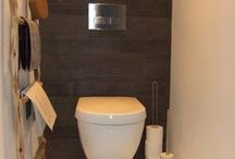 Yläkerran pikkuvessa / Upstairs toilet