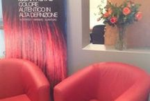 Welcome to Village Hair Design / Inside our hairdressing salon