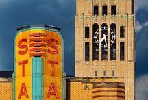 Ann Arbor/Ypsilanti Area, MI / Washtenaw County, Michigan: Including Ann Arbor, Chelsea, Dexter, Dixboro, Eastern Michigan University, Manchester, Milan, Saline, University of Michigan, Whitmore Lake, Willow Run and Ypsilanti / by Brian Terry