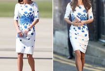 Kate Middleton's Style / From recycling her wardrobe, to creating a shopping frenzy for her latest outfit - all eyes are on what Kate will wear next