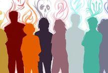 Heroes Of Olympus!! / Percy Annabeth Jason Piper Leo Frank Hazel Nico........