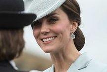 Kate Middleton's Hats, Fascinators & Tiaras