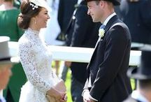 Prince William & Kate Middleton / The cutest moments between Prince William and Catherine, The Duchess of Cambridge.