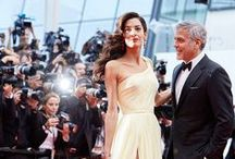 Amal Clooney's Style / Amal Clooney's best fashion moments - from her wedding to George to chic work wear and her elegant maternity style.