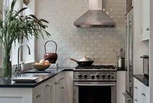 Køkken /  Nyt køkken projekt.