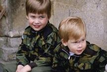 Prince William & Prince Harry / The best brotherly moments between the two royal princes