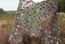 Knitting - Shawls and wraps