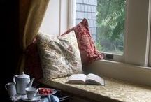 Cozy Book Nooks