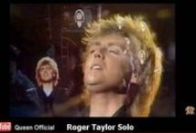 Roger Taylor (Queen) (all material present here are property of Roger Taylor, and Queen) / Roger Taylor music and images
