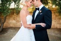 Celebrity Weddings / The engagements, the preparations, the ring, the dress and the big day itself!
